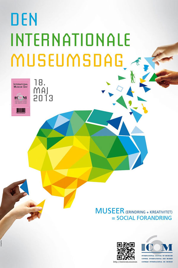 International museumsdag 2013